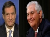 Kurtz: Tillerson Needs To Win Loyalty In State Department