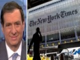 Kurtz: New York Times Uniquely Gets Under Trump's Skin