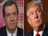Kurtz On The Battle Between Trump And The Judiciary
