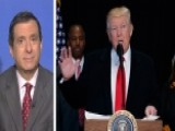 Kurtz: Trump Criticized On Timing, Not Substance