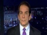 Krauthammer On What Trump Needs To Convey In His Speech