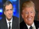 Kurtz: Can Trump Slay The Budget Dragon?