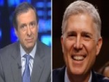 Kurtz: Gorsuch Never Lost His Cool