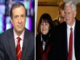 Kurtz: Mike And Karen Pence, Media Darlings?
