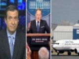 Kurtz: From White House To Airport, A Tale Of Two Apologies
