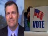 Kris Kobach Talks Fighting Voter Fraud In Kansas