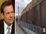 Kansas Secretary Of State On Why The Wall Needs To Be Built
