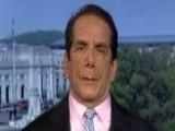 Krauthammer Talks Trump's Stance On North Korea
