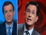Kurtz: Colbert's Lame Non-apology Made Things Worse