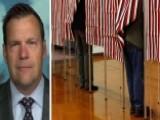 Kris Kobach Talks His Role On Trump's Voter Fraud Commission