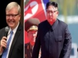 Kevin Rudd On Latest North Korea Missile Test