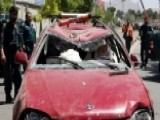 Kabul Bombing Kills At Least 80 In Diplomatic Area