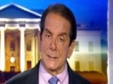 Krauthammer: Not A Good Day For 'liar' Trump, 'coward' Comey