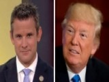 Kinzinger To Trump: Lay Off Russia Probe, Talk About Agenda