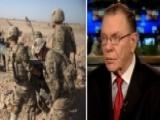 Keane: Up To 20,000 More Troops Needed In Afghanistan