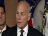 Kelly Expresses Support For Immigration Enforcement Bills