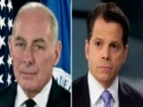 Kelly Asserts White House Authority With Scaramucci Firing