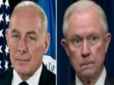 Kelly Assures Attorney General Sessions His Job Is Safe