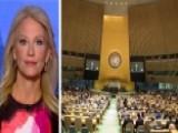 Kellyanne Conway Details President Trump's UN Agenda