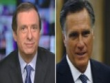 Kurtz: Why Media Turned Mitt Romney Into A Statesman