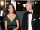 Kate Mi 00004000 Ddleton Ripped For Not Wearing Black To BAFTAs