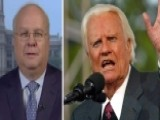 Karl Rove Shares Personal Stories About Billy Graham