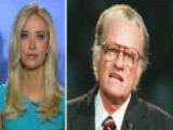 Kayleigh McEnany: Billy Graham Brought Hope To Darkness
