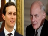 Kushner-Kelly Showdown Over White House Security Clearance