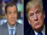 Kurtz: Press Still Sees Stormy Weather 00004000 For President