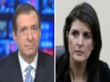 Kurtz: When The White House Abruptly Changes Talking Points