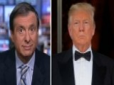 Kurtz: Press Blames The President For Self-inflicted Wounds