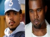 Kanye West And Chance The Rapper Push 'free Thought'