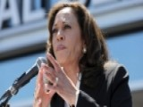 Kamala Harris Backs Cory Booker's Call To Legalize Marijuana