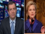 Kurtz: Hillary, The Media And The Sore Loser Narrative