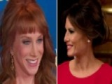 Kathy Griffin Attacks Melania On Twitter