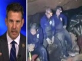 Kinzinger: World Has Come Together For Thailand Cave Rescue
