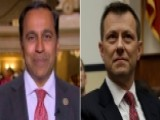 Krishnamoorthi: Strzok Seems To Recognize Concern Over Texts