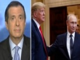 Kurtz: Conservatives Join Liberal Critics On Trump, Putin