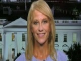 Kellyanne Conway Reacts To Rage Against Trump Supporters