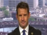 Kinzinger: Sanctions Are Right Way To Change Iran's Behavior