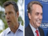 Kris Kobach's Lead Over Gov. Jeff Colyer Cut In Half
