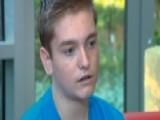 Kidney For Kaden: Teacher Donates Organ To His Student