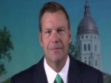 Kris Kobach Wins Kansas GOP Governor Nomination