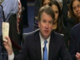 Kavanaugh: I Owe My Loyalty To The Constitution