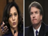 Kamala Harris Asks Kavanaugh If He's Discussed Mueller Probe