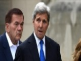 Kerry Says He Still Speaks With European, Iranian Diplomats
