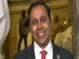 Krishnamoorthi: Government Shutdown Is A Bad Idea