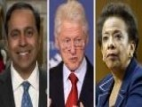 Krishnamoorthi: Bill Clinton And Loretta Lynch Meeting Did Not Materially Affect The Investigation, Witnesses Testify