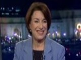 Klobuchar On Facebook Data Partnerships: You Should Be Able To Opt Out Of Having Your Data Shared