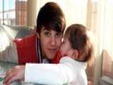Little Girl Battling Rare Cancer Meets Justin Bieber